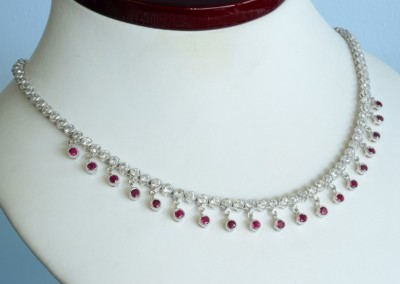 antique ruby necklace in Louisville