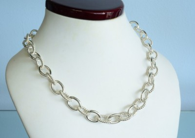 antique silver necklace in Louisville