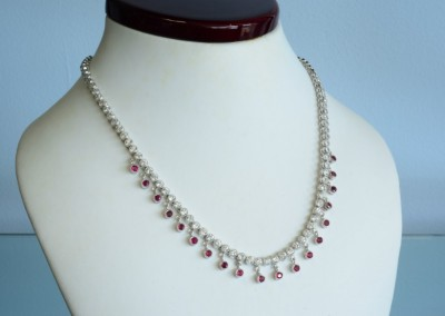 antique ruby necklaces in Louisville